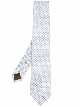 Church's woven pattern tie H01542