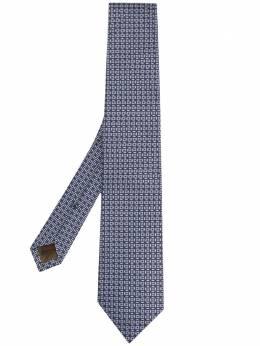 Church's geometric pattern tie H01545