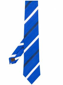 Church's striped pointed tip tie H01524