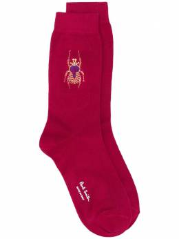 Paul Smith носки Beetle W1A131DIAF158