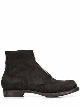 Guidi ботинки с молнией спереди 5305FZ