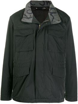 Paul Smith куртка с потайным капюшоном M1R946TA00844