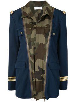 Faith Connexion куртка в стиле милитари X1263T00071