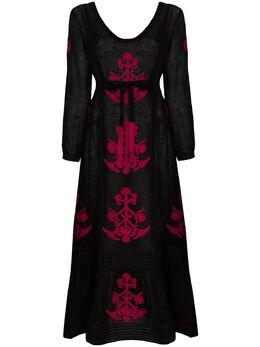 Vita Kin платье миди Daisy со складками DM0134PLD1