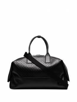 Bottega Veneta плетеная сумка Intarsio 600938VCRE1