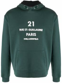 Karl Lagerfeld худи Rue St Guillaume 205M1800638