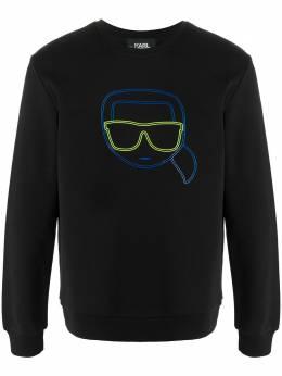 Karl Lagerfeld толстовка Ikonik 205M1830999