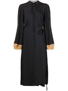 Stella McCartney платье миди свободного кроя 600689SOA52