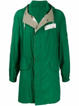 Yves Salomon Homme легкая куртка на молнии 20EHM02090H06W