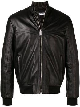 Bikkembergs куртка-бомбер на молнии CH01900D1152