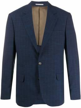 Brunello Cucinelli пиджак на пуговицах MD4767BTCC5188