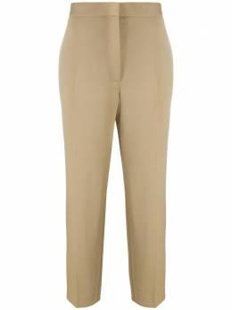 Jil Sander укороченные брюки JSPQ301501WQ200900