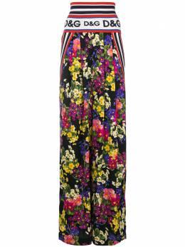 Dolce&Gabbana logo waistband trousers FTA9GTFSAVF