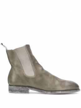 Guidi ботинки челси с эффектом кракле 96MHORSEFG