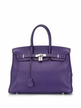 Hermes сумка Birkin 35 2010-го года 5NMSQUAREN