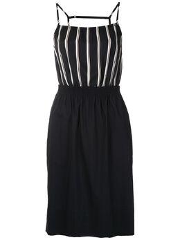 A La Garconne платье со вставками 219028