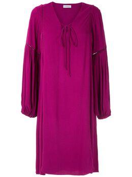 Olympiah платье Hagia с широкими рукавами 219093