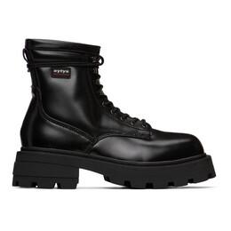 Eytys Black Michigan Boots MILB