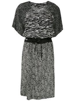 A La Garconne платье с принтом 219057
