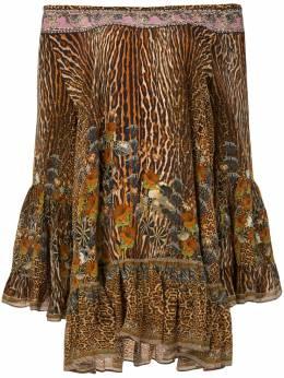 Camilla платье Wild Azal с оборками 00004285