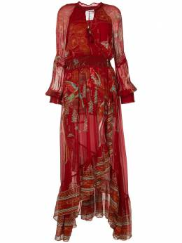 Camilla расклешенное платье Forbidden Fruit 00005292