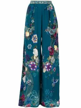 Camilla брюки Lunar Gazing широкого кроя 00003653