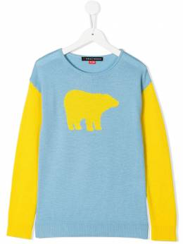 Perfect Moment Kids свитер с круглым вырезом W18K0121704