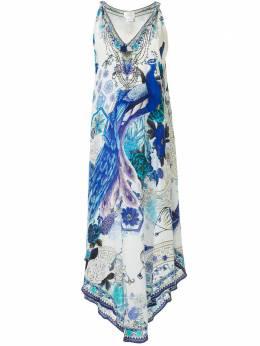 Camilla декорированное платье без рукавов 00003700