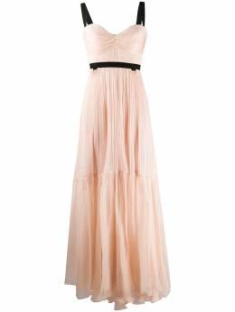 Maria Lucia Hohan расклешенное платье макси Malvina MALVINAROSE155902