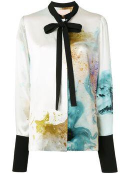 Roksanda блузка Carone с принтом SS20B4995