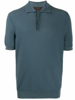 Ermenegildo Zegna Xxx рубашка-поло с короткими рукавами CUC97C33