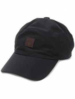 Ermenegildo Zegna кепка с нашивкой-логотипом Z7I00B7A