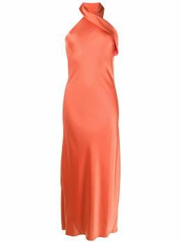 Galvan укороченное платье Pandora 120SGCD100206AP