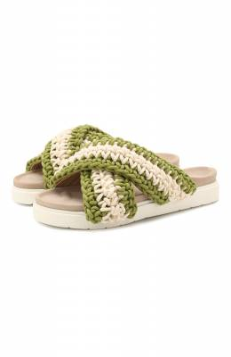 Текстильные шлепанцы Inuikii 70104-5