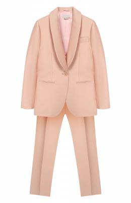Костюм из жакета и брюк Stella McCartney 600183/S0KF1