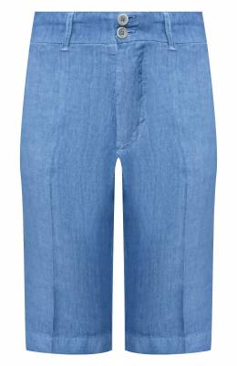 Льняные шорты 120% Lino R0W2153/0253/S00
