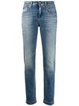 Dolce&Gabbana джинсы прямого кроя FTAIADG8BF7