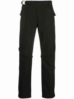 1017 Alyx 9Sm прямые брюки с пряжкой AAMPA0072FA01