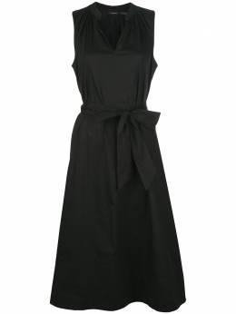 Natori платье А-силуэта без рукавов с завязками K83009