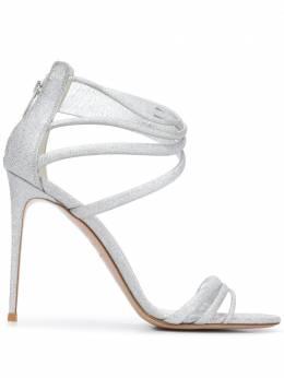 Le Silla босоножки на каблуке с блестками 8516M100R1PPPRI921