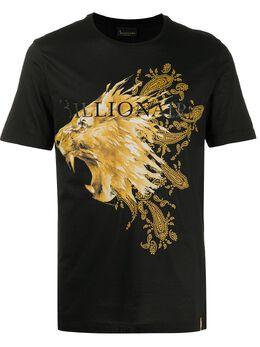 Billionaire футболка Lion с логотипом MTK4372