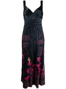 Temperley London платье Florette на бретелях 20UFEE53724
