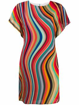 Ps by Paul Smith платье с принтом W2R392DE30425