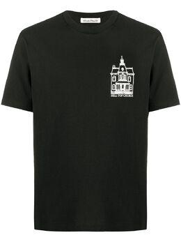 Undercover футболка с принтом Hill Top Church UCY3806