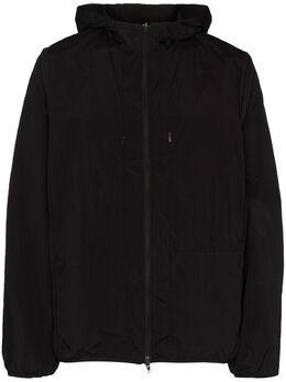 Y-3 куртка на молнии с капюшоном FN3011