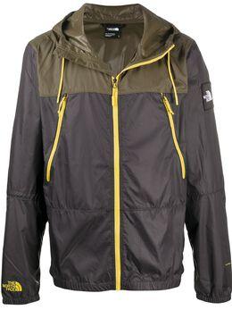 The North Face непромокаемая куртка на молнии NF0A2S4ZNTY1