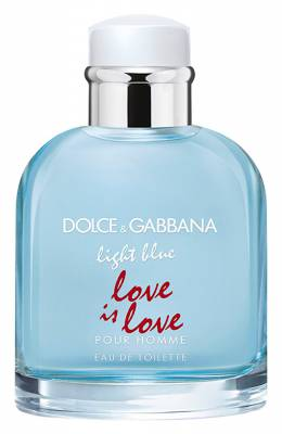 Туалетная вода Light Blue Love Is Love Pour Homme Dolce&Gabbana 3109650DG