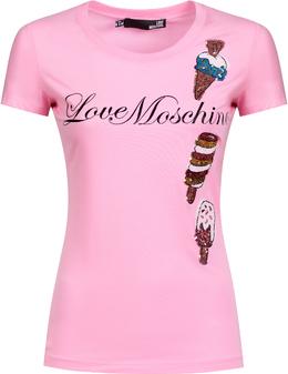 Футболка Love Moschino 123502