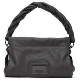 Givenchy Grey Medium ID93 Shoulder Bag BB50ENB0VT