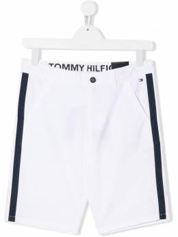 Tommy Hilfiger Junior шорты чинос с логотипом KB0KB05602